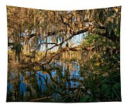 Naturally Florida Tapestry