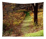 Nature Trail Tapestry