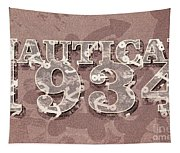 Nautical 1934 Tapestry