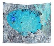 Nautical Beach And Fish #8 Tapestry