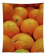 Navel Oranges Tapestry