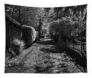 Ne Portland Alley Tapestry