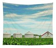 Nebraska Corn Tapestry
