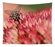 Nectar Hunt Tapestry