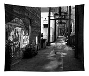 Nelson Bc Alley Tapestry