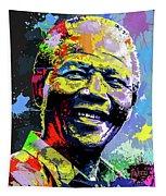 Nelson Mandela Madiba Tapestry
