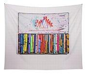 Neocolor II Tapestry