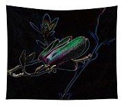 Neon Tulip Tree 5090 Tapestry