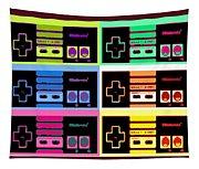 Nes Pop Tapestry