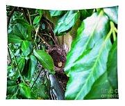 Nest In Plain Sight Tapestry