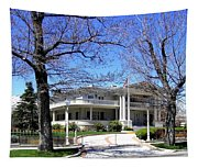 Nevada Governors Residence Tapestry