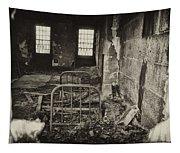 Never A Good Nights Sleep Tapestry