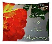 New Beginning Tapestry