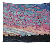 New Beginning Sunrise Tapestry