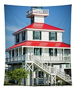 New Canal Lighthouse - Nola Tapestry