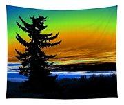 New Dawn In Spokane Tapestry