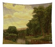 New England Landscape Tapestry