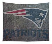 New England Patriots Translucent Steel Tapestry