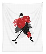 New Jersey Devils Player Shirt Tapestry