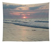 New Jersey - Wildwood Sunrise Tapestry