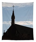 New Mexican Church Tapestry