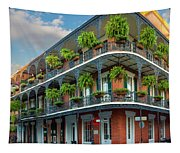 New Orleans House Tapestry