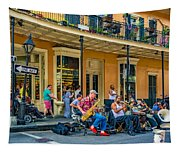 New Orleans Jazz 2 Tapestry