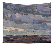 New Year Stratocumulus Tapestry