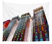 New York City 1 Tapestry