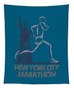 New York City Marathon3 Tapestry