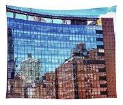New York City Skyscraper Art 4 Tapestry