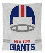 New York Giants Vintage Art Tapestry