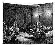 New York: Homeless, 1873 Tapestry