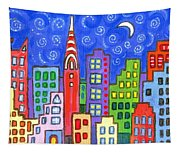 New York One Tapestry