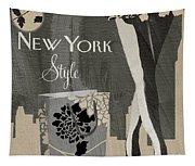 New York Style I Tapestry