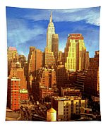 New Yorker Tapestry