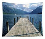 New Zealand Dock Tapestry