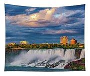 Niagara Falls - The American Side 3 Tapestry