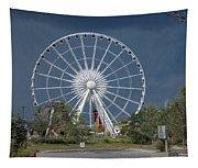 Niagara Skywheel Tapestry