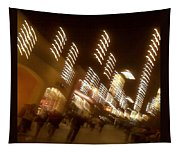 Night At The Mall Tapestry