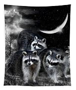 Night Bandits Tapestry