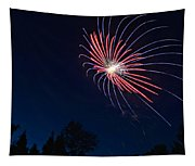 Night Bloom Tapestry