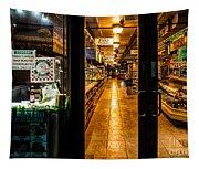 Night Deli Tapestry
