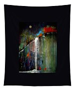 Night Falls Tapestry