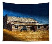 Night Shift Tapestry