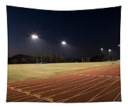 Night Training Tapestry