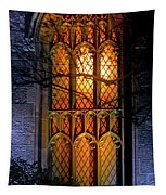 Night Worship Tapestry