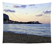Nightfalls Over The Mediterranean Tapestry