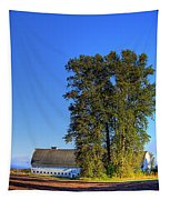 Nisqually Barn Tapestry