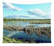 Nisqually Marsh Tapestry